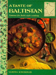 A Taste of Baltistan by Sabiha Khokhar